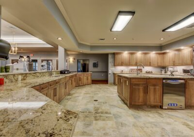 Little Rock Nursing Home, Short and Long Term Care PG Kitchen 01