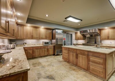 Little Rock Nursing Home, Short and Long Term Care PG Kitchen 02