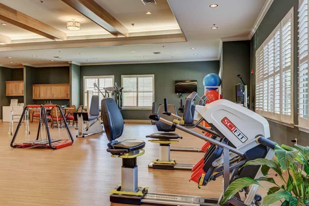 Poplar Grove Nursing Home and Rehab - Therapy and Rehabilitation