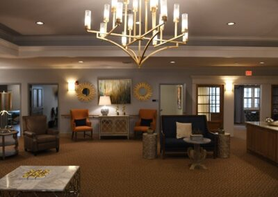 Little Rock Nursing Home, Short and Long Term Care pg interior living area 02