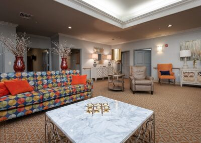 Little Rock Nursing Home, Short and Long Term Care pg interior living area 04