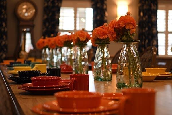 Poplar Grove Nursing Home North Little Rock Dinning Table