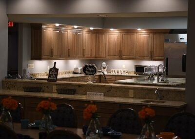 Little Rock Nursing Home, Short and Long Term Care poplar grove kitchen far